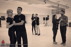 Lectii particulare de dansuri