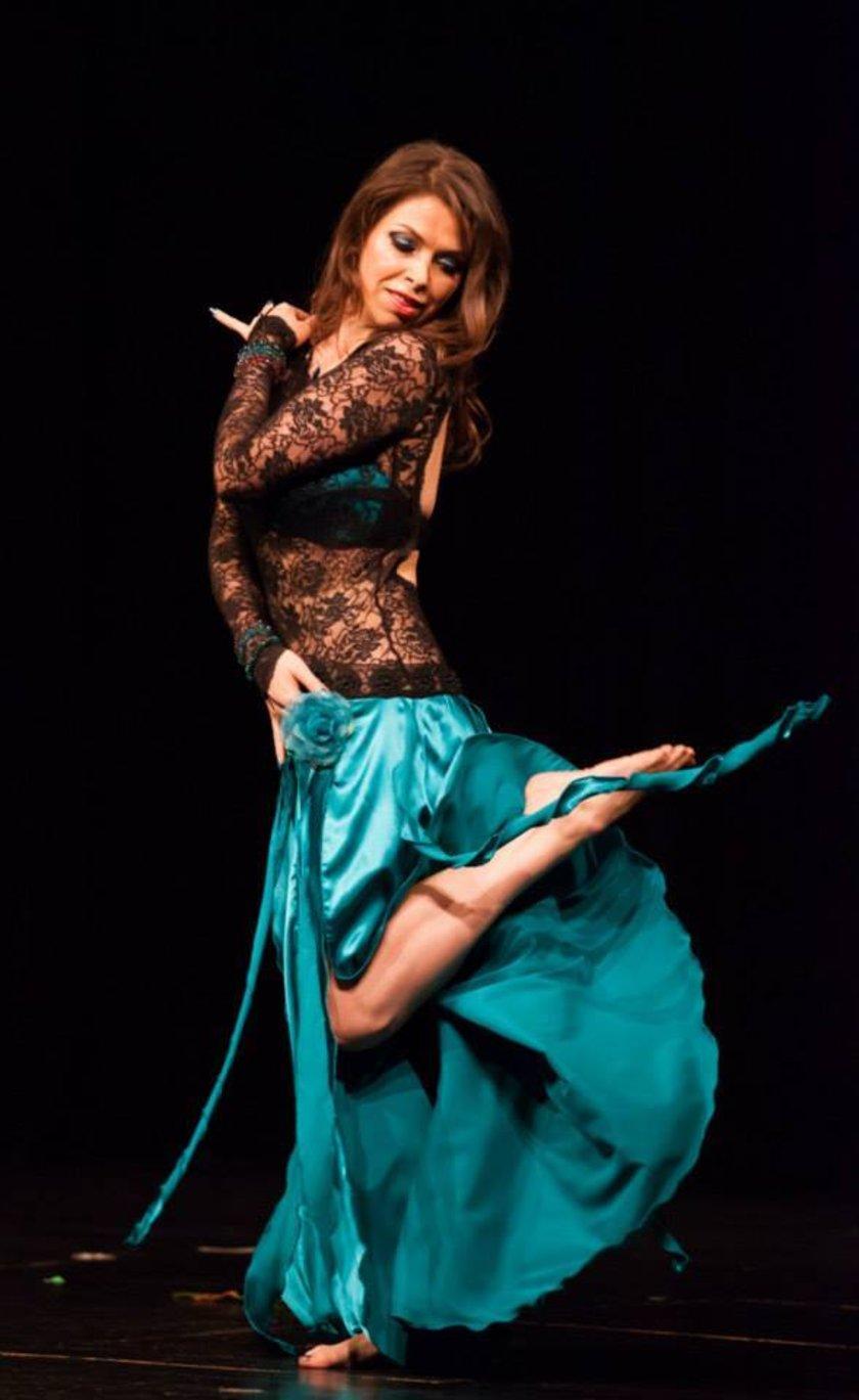 Dans oriental cu Kamilla